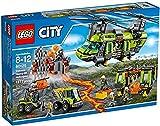 Lego City 60125–Eruzione di pesanti elicottero