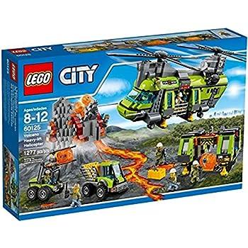 Construction D'exploration 60124 Lego La De City Jeu Base Du l1TJucFK3