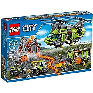 LEGO City 60125–Eruzione di Pesanti Elicottero 0732235197049 LEGO