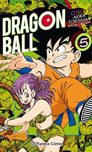 Dragon Ball Color Origen y Red Ribbon nº 05/08 (Manga Shonen) por Akira Toriyama