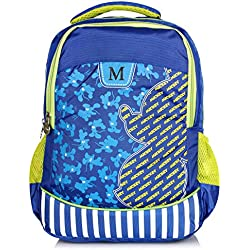 Disney School Bag For Boys & Girls 07+ Years M Mickey 25 (L) Voilet (Dm-0029)