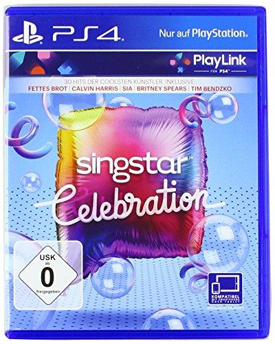 SingStar Celebration - [PlayStation 4] (Star Iphone 5 Fall)