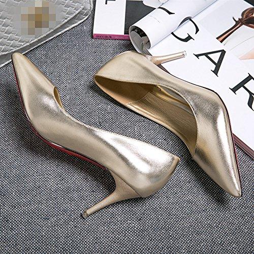 XTIAN - Scarpe chiuse Donna Gold