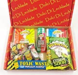 Sour Sweets and candy Box by Dolci Di Lechlade - Warheads...