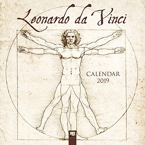 Leonardo da Vinci 2019 (Wall-Kalender) - Kalender Anatomie