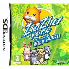 Zhu Zhu Pets featuring the Wild Bunch (Nintendo DS)