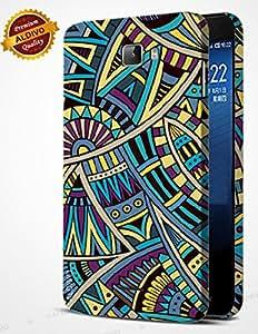 alDivo Premium Quality Printed Mobile Back Cover For Coolpad Dozen F1 / Coolpad Dozen F1 Back Case Cover (MZ216)