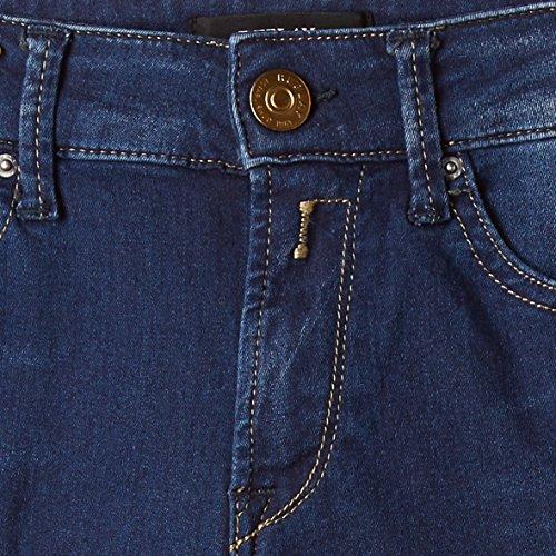 Replay Luz, Jeans Donna Blu (Blue Denim)