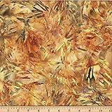 Hoffman Fabrics Hoffman Bali Batik Painted Strokes Palomino