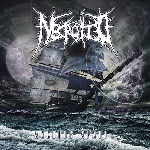 NECROTTED: Anchors Apart (Audio CD)