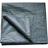 Coleman Footprint For Coastline Eight Person Tent Accessory - Black