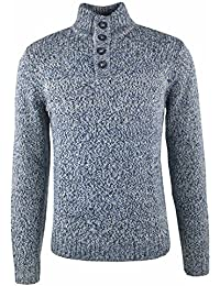 TOM TAILOR - Pull - Homme gris frost ash