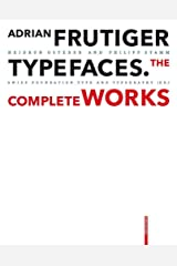 [(Adrian Frutiger - Typefaces : The Complete Works)] [By (author) Heidrun Osterer ] published on (April, 2014) Gebundene Ausgabe