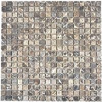 Amazon.it: mosaico bagno - Materiali per pavimenti / Pavimenti: Fai da te