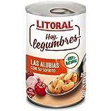 Litoral Hoy Legumbres Plato Preparado de Legumbres, sin Gluten, 430g