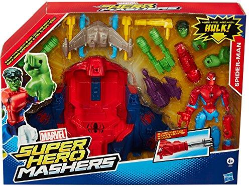 hasbro-a8497eu4-spiderman-hero-mashers-spider-smash-jet