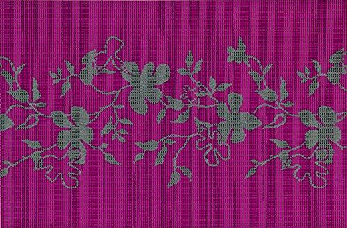 Friedola Miami Tischset, Bordeaux, 30 x 45 x 0,4 cm, 40346