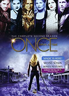 Once Upon a Time: The Complete Second Season [Import USA Zone 1] (B009RX85N0) | Amazon price tracker / tracking, Amazon price history charts, Amazon price watches, Amazon price drop alerts