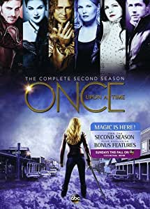 Once Upon a Time: The Complete Second Season [Import USA Zone 1]