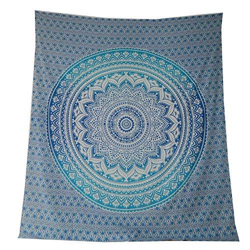 copriletto-mandala-fiore-230x210cm-blu-turchese-coperta-indiana