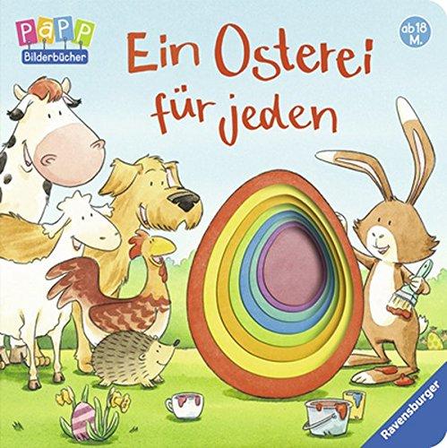 Ein Osterei für jeden Pappbilderbuch - 4,99 €