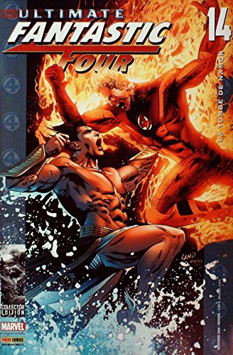 Ultimate Fantastic Four - 14: le tombe d...