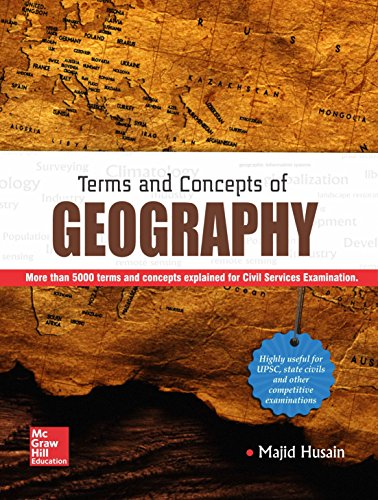 Terms and Concepts of Geography