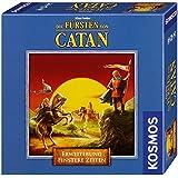 Kosmos 694722 - Die Fürsten von Catan - Erweiterung Finstere Zeiten Strategiespiel
