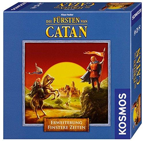Kosmos 694722 - Die Fürsten von Catan - Erweiterung Finstere Zeiten