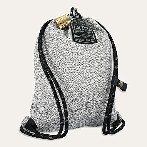 loctote flak sack Sport II - die Diebstahl Schutz Tasche