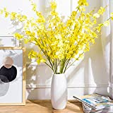 kx adornos de cermica jarrones flores secas flor floral arreglo floral