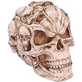 Nemesis Now Skulls James Ryman 18cm, Ivory