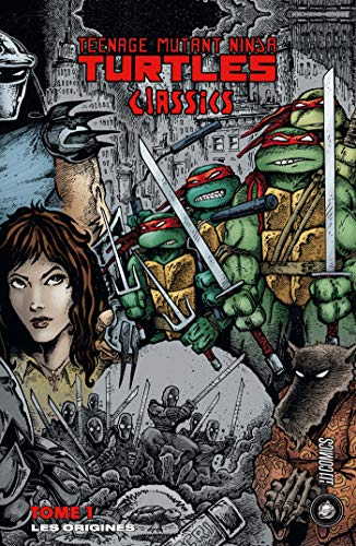 Les Origines: Les Tortues Ninja - TMNT Classics, T1 (French ...