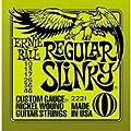 Ernie Ball 2221 Regular Slinky Strings x3