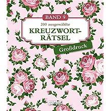 Kreuzworträtsel Deluxe Groß- Band 9