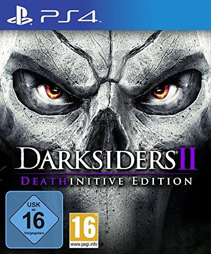 Darksiders 2 - Deathinitive Edition - [PlayStation 4] (Xbox Diablo 360 Ii)