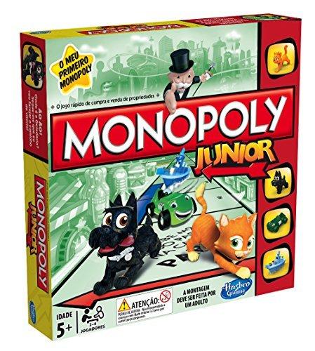 Monopoly Hasbro Gaming - Juego Mesa Junior A6984190