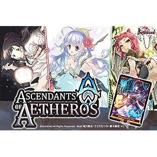 Bushiroad aoa-940280-en ascendants von aetheros Kartenspiel Set