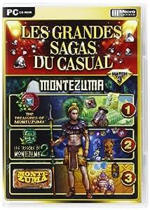 Les Grandes Sagas du Casual - Montezuma Match 3