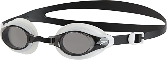Speedo 811318B971 Blend Mariner Supreme Goggles, Kids (Multicolor)