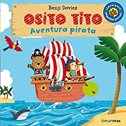 La aventura pirata del osito Tito.
