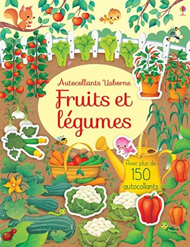 Fruits et légumes - Premiers autocollants par Hannah Watson