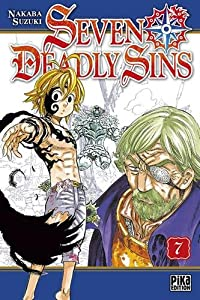 Seven Deadly Sins Edition simple Tome 7
