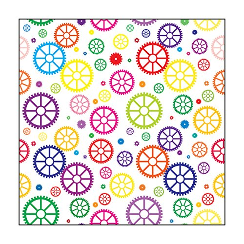 Cuzzco 106504520AL - Alfombra de Vinilo color Unico