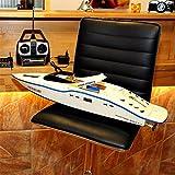Melko Rennboot 63CM RC Schnellboot 2 x 380 Motor Schiff ferngesteuert Speedboot 7004