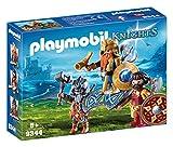Playmobil Knights 9344 Niño kit de figura de juguete para niños - Kits de figuras de juguete para niños (5 año(s), Niño, Multicolor, Acción / Aventura, Caja cerrada, 3 pieza(s))