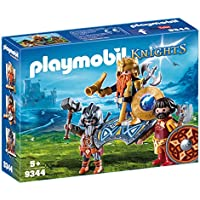 Playmobil Re Guerriero, 9344