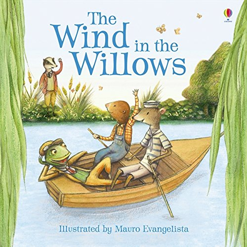 The Wind in the Willows picture book (new edition) (Picture Books)