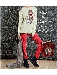 Pijama Niña Gorjuss Invierno en Caja Libro - Little Red Riding Hood, ...