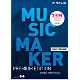 Music Maker 2021 - More sounds. More possibilities. Simply create music.   Premium   PC   PC Activation Code by email